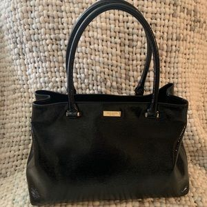NEW! Kate Spade Patent Leather Handbag